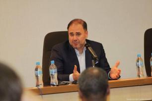 Wadah Khanfar, periodista y presidente del Common Action Forum
