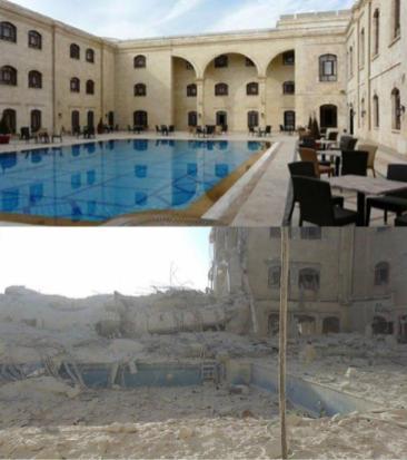 El Carlton Citadel Hotel, Alepo (Carlo Ohanian / Olympia)