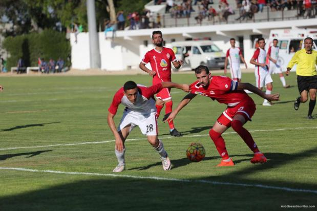 Los palestinos posponen la final de la Copa, diciendo que Israel negó la entrada de los futbolistas de Gaza