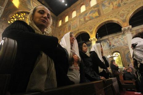 El Cairo, Egipto: Misa en recuerdo de las víctimas de la agresión a la iglesia copta