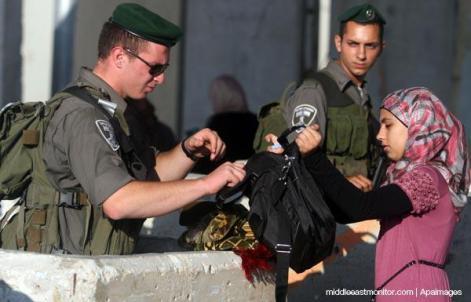 Israel aprueba un proyecto de ley que pretende permitir el juicio de menores palestinos menores de 14 años