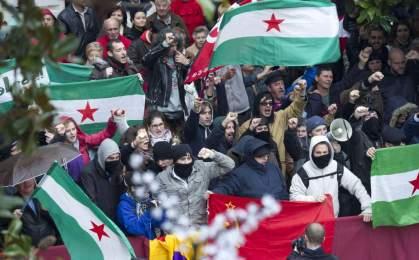 Colectivos antifascistas y andalucistas organizan una protesta contra la celebración de la Toma de Granada