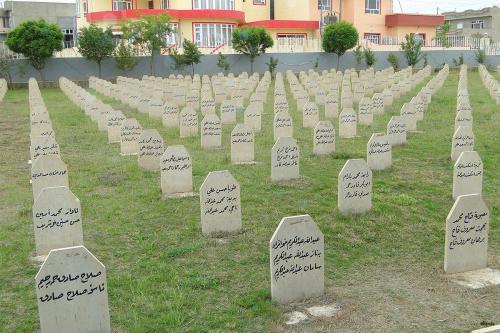 Recordando la guerra entre Irak e Irán