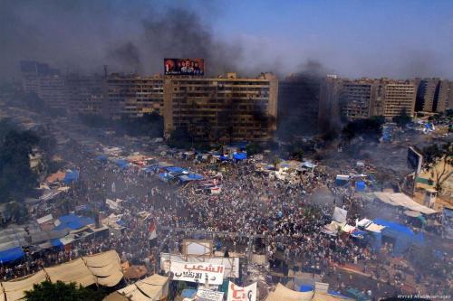Recordando la masacre de Rabaa
