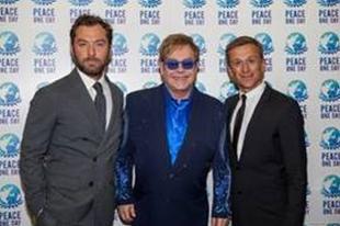 Embajadores de Peace One Day