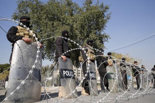 """La policía iraquí arresta a """"bandas criminales"""" de mujeres"""