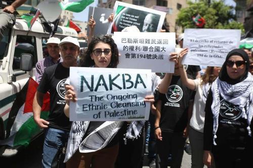 En el Día de la Nakba, Amnistía Internacional critica el…