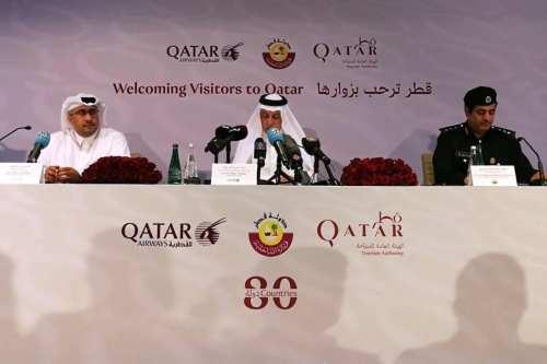 """Qatar no otorgará visas a sus """"enemigos"""""""