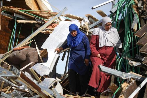 """ONG: Hay un """"aumento demostrable"""" en las demoliciones de Israel…"""