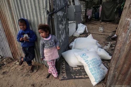 ONU: más de un millón de palestinos en Gaza podrían…