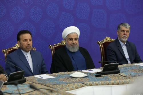 """Irán: """"No tiene sentido mantener conversaciones con Estados Unidos"""""""