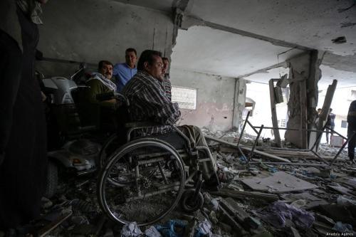 Punto común de Israel: Por qué Israel continuará bombardeando Gaza