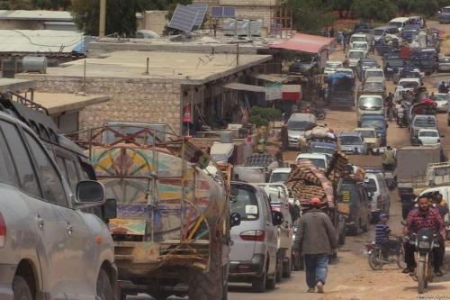 Siria: casi 200.000 desplazados en dos semanas