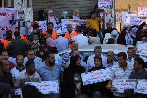 UNRWA reincorpora a 500 empleados a contratos de tiempo completo
