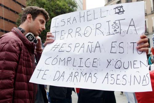 Artistas palestinos en Gaza instan a boicotear a Eurovisión