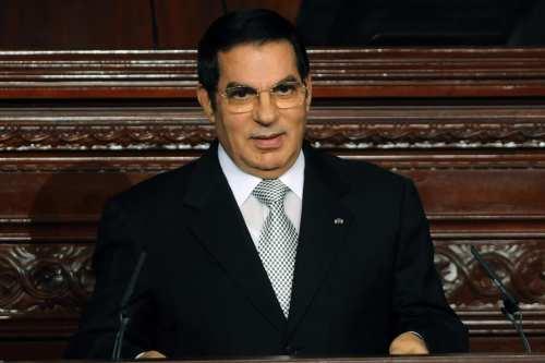 """Ben Ali se encuentra """"en buen estado de salud"""" y…"""