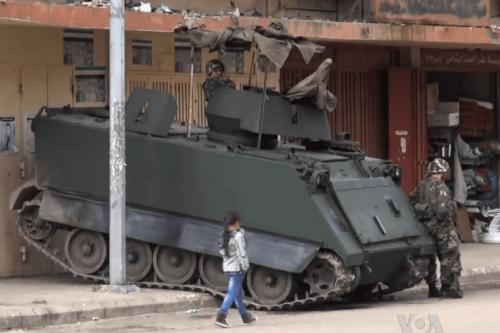 ONU: 510 muertos y 2.467 heridos en Libia desde que…