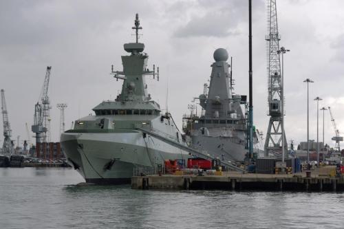 El barco saudí al que se le prohibió cargar armas…
