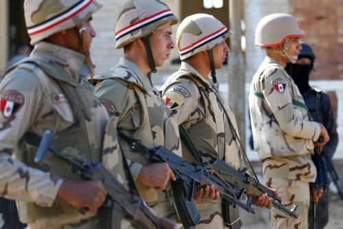 Egipto dice que las fuerzas de seguridad han matado a…