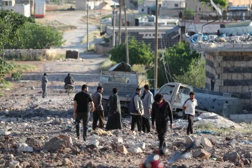 El equipo de Sky News en Idlib fue 'deliberadamente atacado'…