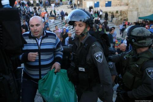 Israel arrestó a 100 palestinos en los primeros diez días…