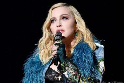 """Madonna: Me niego a boicotear a Eurovisión """"para ajustarme a…"""
