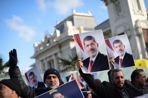 Egipto prohíbe las páginas web turcas para cubrir la muerte…