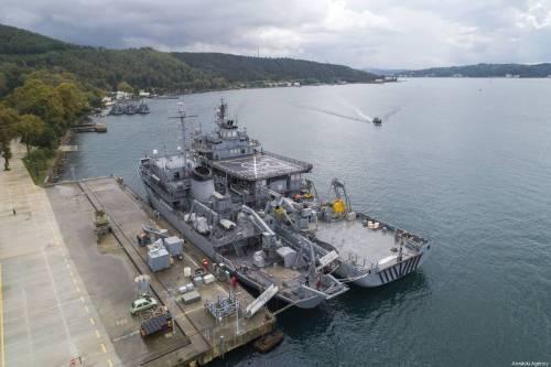 Turquía envía un segundo barco de perforación al este del…