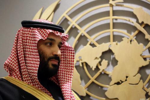 El príncipe heredero saudí culpa a Irán por los ataques…