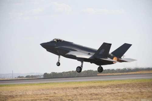 Pentágono: Los pilotos turcos del F-35 ya no vuelan en…
