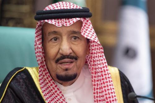 El rey de Arabia saudí dice que los ataques de…