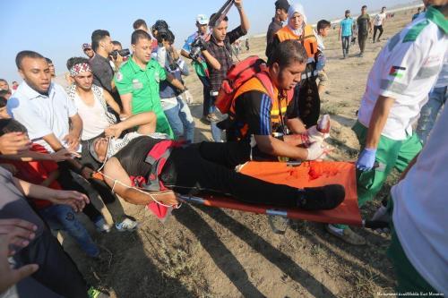 El sector de la salud de Gaza lucha por hacer…