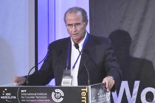 """""""Israel no quiere la paz"""", dice el ex jefe del…"""