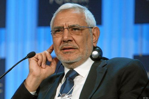 Un miembro de la oposición egipcia ha sufrido ataques al…