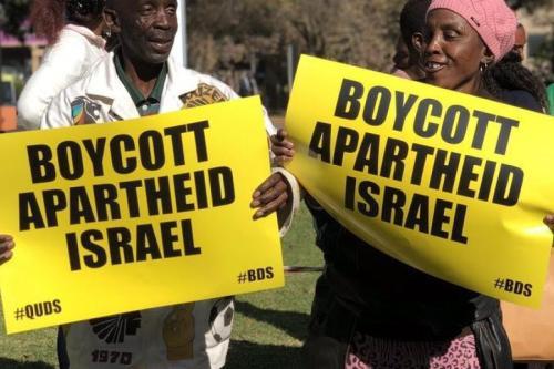 Nigeria, Kenia y Sudáfrica se manifiestan el Día de Al-Quds