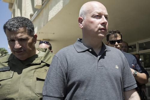 """Hamás: """"Los comentarios de Greenblatt demuestran que Estados Unidos es…"""