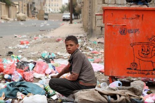 """UNICEF: """"Los servicios básicos de Yemen están al borde del…"""