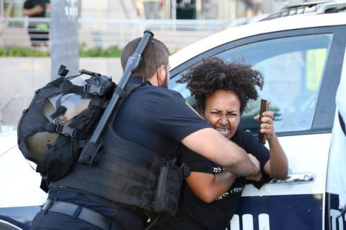 Protestas de etíopes-israelíes en Israel: amenazas de escalada y amenaza…