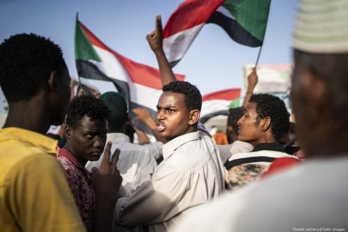 Informe: 184 muertos desde que comenzaron las protestas en Sudán