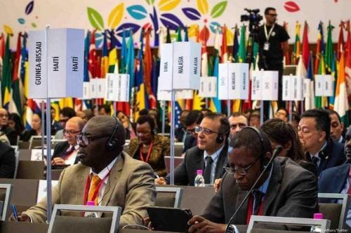 El Movimiento de Países No Alineados pide el levantamiento de…