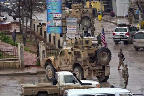 Alemania rechaza la solicitud de Estados Unidos de enviar tropas…