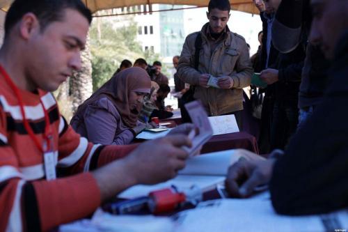 """Hamás: """"Las facciones de la OLP rechazaron las elecciones municipales…"""