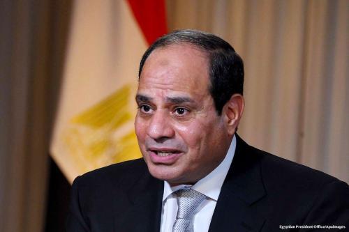 """El presidente de Egipto pide a los ciudadanos """"tolerar las…"""