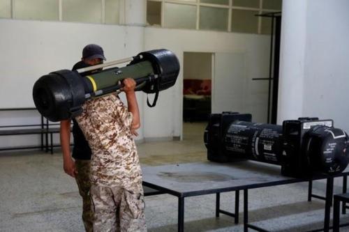 Francia admite la posesión de misiles utilizados por las fuerzas…