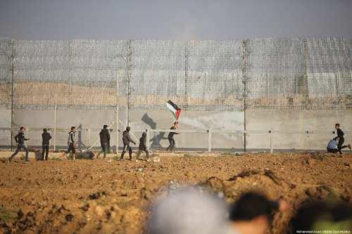 """Israel detiene a dos niños palestinos """"intentando cruzar la valla…"""