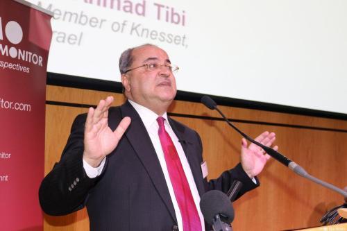 "Tibi: ""No reconozco la soberanía de Israel sobre Al-Aqsa"""