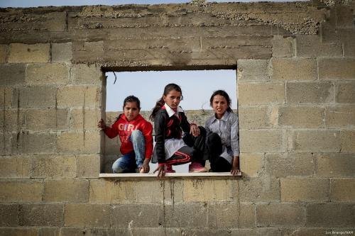 Israel permitirá que una aldea beduina tenga una escuela temporal…