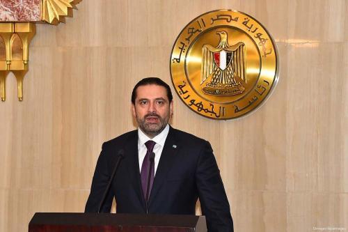Hariri envía un mensaje a través de Rusia mientras Israel…