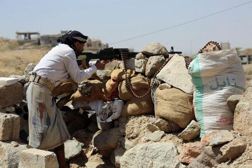 Rebeldes de Yemen reclaman los ataques con aviones no tripulados…