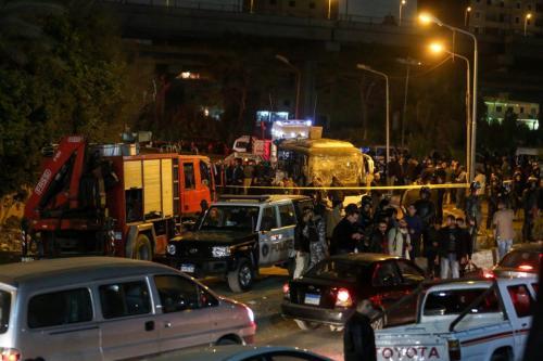 Ministerio de Salud: Diecisiete muertos tras la explosión de un…